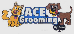 Ace Grooming by Sara Logo
